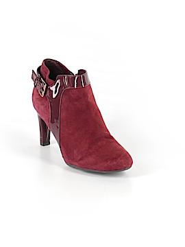 Bandolino Ankle Boots Size 8 1/2