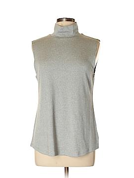 Croft & Barrow Short Sleeve Turtleneck Size XL