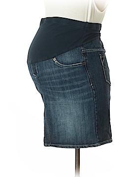 Olivia Moon Denim Skirt Size 2