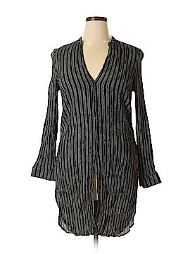 Astr Long Sleeve Button-Down Shirt Size XL