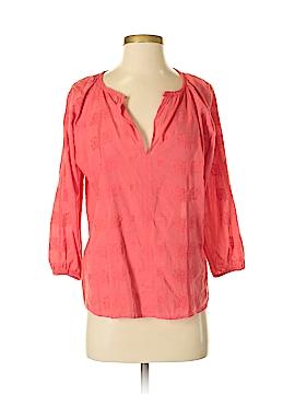 Velvet by Graham & Spencer 3/4 Sleeve Blouse Size P