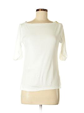 Lauren by Ralph Lauren 3/4 Sleeve Top Size M