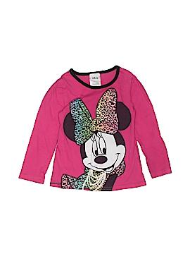 Disney Long Sleeve T-Shirt Size 4T
