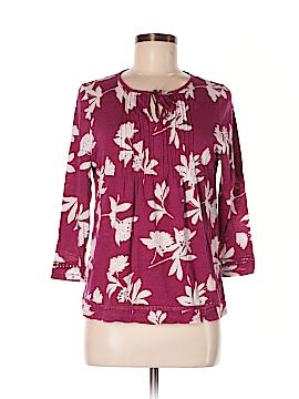 Lucky Brand 3/4 Sleeve T-Shirt Size M