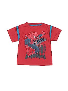 Spiderman Short Sleeve T-Shirt Size 3T