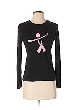 Lady Foot Locker Long Sleeve T-Shirt Size S