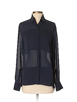 T Tahari Long Sleeve Blouse Size S