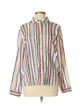 Breckenridge Long Sleeve Blouse Size L
