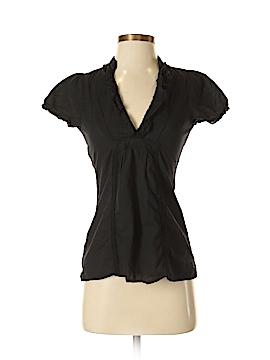 Eyelash Couture Short Sleeve Blouse Size XS