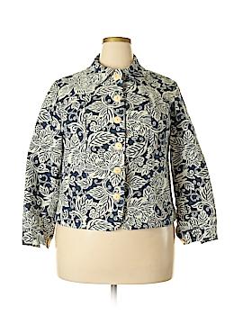 Coldwater Creek Jacket Size 1X (Plus)