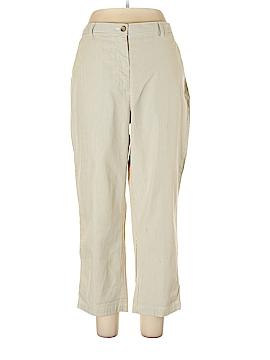 Lands' End Casual Pants Size 14