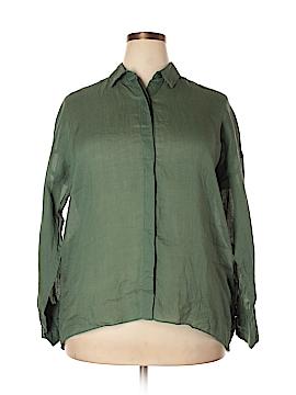 Gerard Darel Long Sleeve Blouse Size 10 (42)