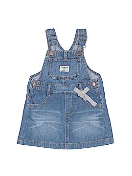OshKosh B'gosh Overall Dress Size 24 mo