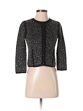 Diane von Furstenberg Wool Cardigan Size P