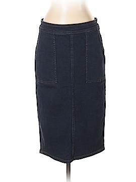 Lands' End Denim Skirt Size 4