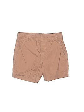 WonderKids Khaki Shorts Size 18 mo