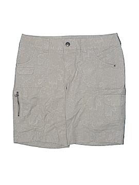 Christopher & Banks Khaki Shorts Size 12