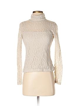Sigrid Olsen Long Sleeve Top Size S