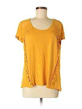 Melissa Paige Short Sleeve Top Size M