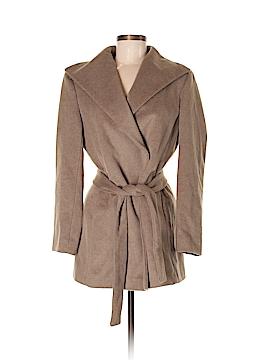 Calvin Klein Wool Coat Size 6 (Petite)