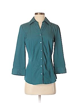Scott Taylor 3/4 Sleeve Button-Down Shirt Size S