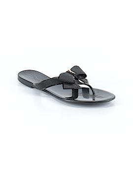 Salvatore Ferragamo Flip Flops Size 9