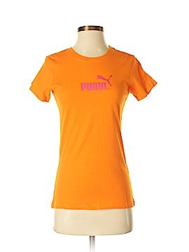 Puma Short Sleeve T-Shirt Size S
