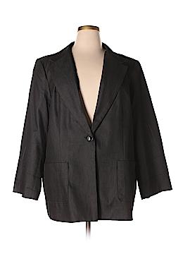 Susan Graver Blazer Size 2X (Plus)