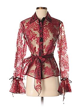 JS Boutique Long Sleeve Blouse Size 4