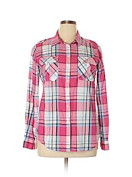 Triple Five Soul Long Sleeve Button-Down Shirt Size XL