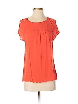Maeve Short Sleeve Blouse Size 4