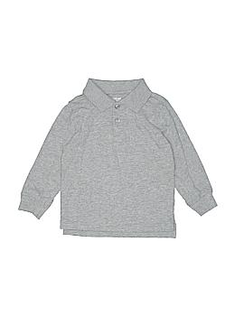 Cherokee Long Sleeve Polo Size 2T