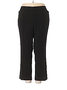 Catherines Dress Pants Size 22w (Plus)