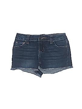Justice Denim Shorts Size 5