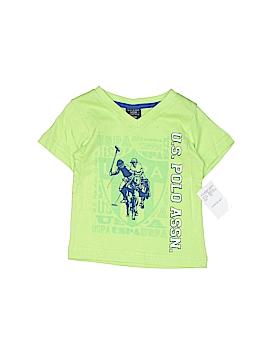 U.S. Polo Assn. Short Sleeve T-Shirt Size 12 mo