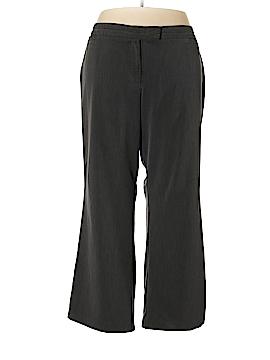 Ashley Stewart Dress Pants Size 24W (Plus)