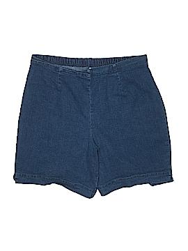 Faded Glory Denim Shorts Size 22 - 24 (Plus)