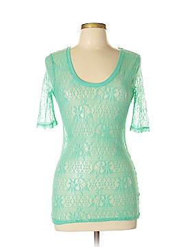 BKE Short Sleeve Blouse Size L