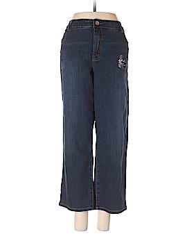 INC International Concepts Jeans Size 16