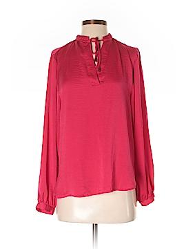 H&M Long Sleeve Blouse Size 4