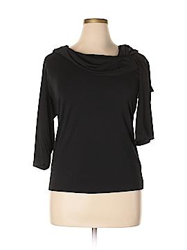 DKNYC 3/4 Sleeve Top Size XL