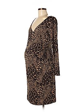 Olian Casual Dress Size M (Maternity)
