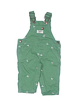 OshKosh B'gosh Overall Shorts Size 6 mo