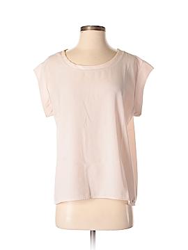 Mango Short Sleeve Blouse Size XS