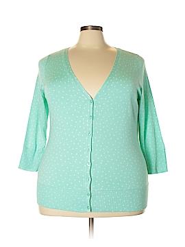 Iris Singer Collection Cardigan Size 2X (Plus)