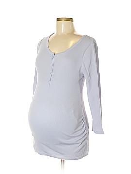 Old Navy 3/4 Sleeve Henley Size M (Maternity)