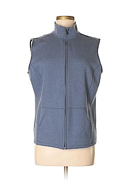 Karen Scott Sport Vest Size M