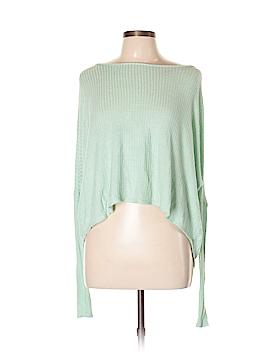 Blue Rain Pullover Sweater Size L