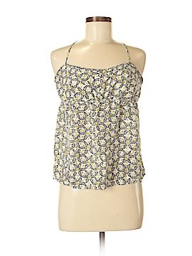 Eloise Sleeveless Silk Top Size L