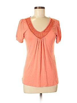 Lapis Short Sleeve Top Size S